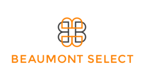 beaumont select logo footer