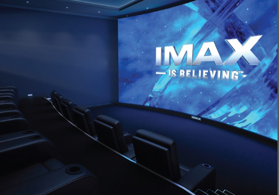 Bring The Imax Private Theater Experience Into Your Home