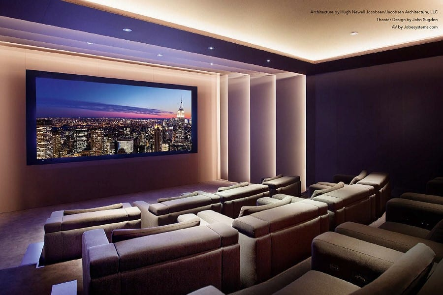 Customize The Comfort Of Your Home Theater With Cineak